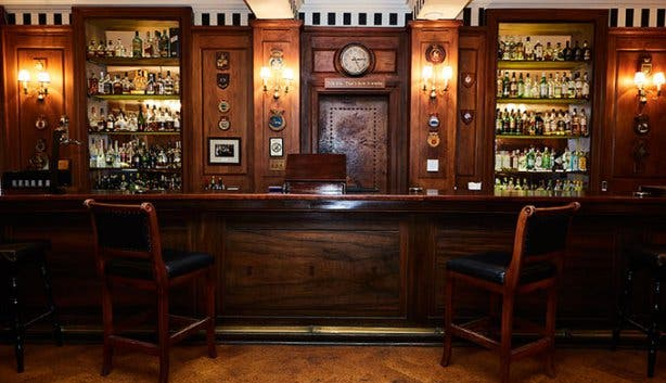 Cape Town Club Members Bar