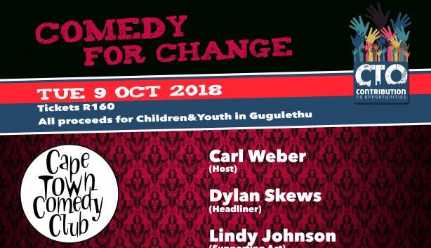 Comedy for Change