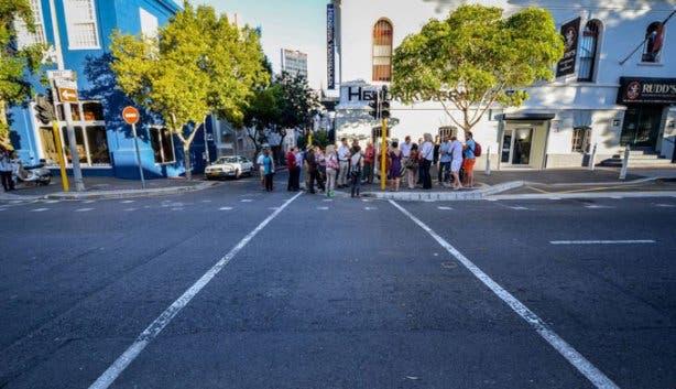 Open Streets Bree Street