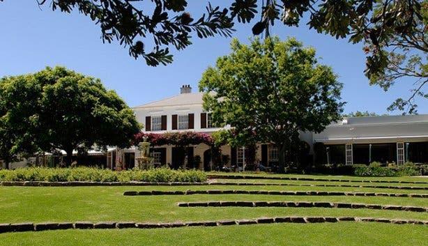 The Vineyard Hotel - 1