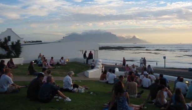 Blue Peter Blouberg Blaauwberg Kaapstad Cape Town