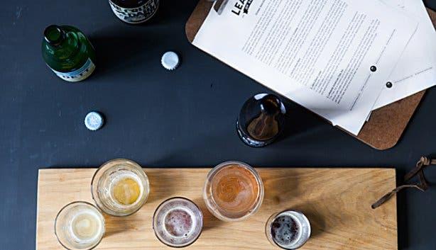 League of Beers Craft Beer