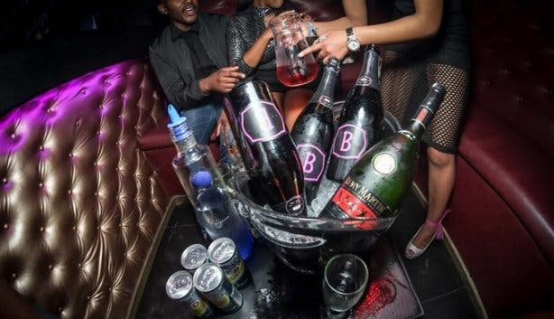 Saint Bar & Lounge