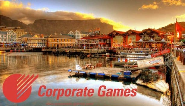 Corporate Games Cape Town 2013
