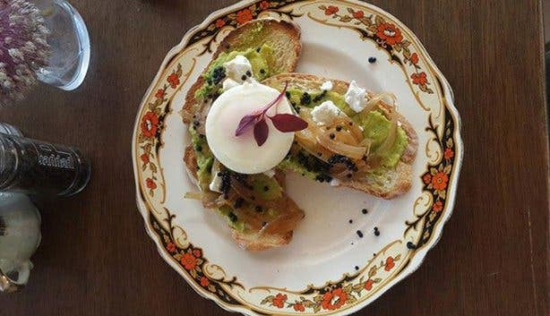 The Riverway Cafe Smashed Avo Breakfast Cape Town