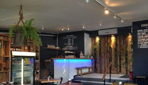Plant Cafe vegan Kapstadt