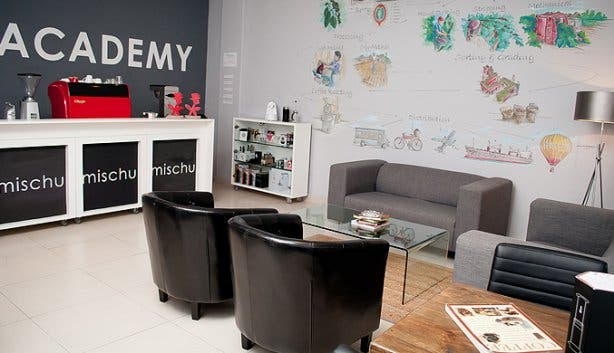 mischu coffee showroom academy