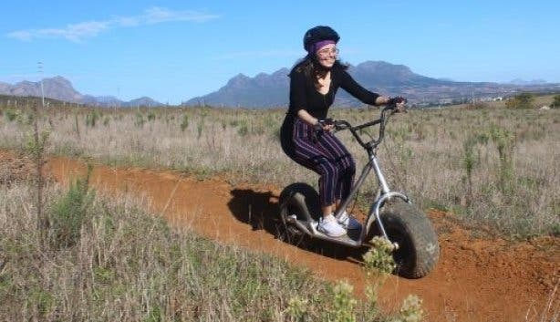 Scootours Flow Trail birthday parties