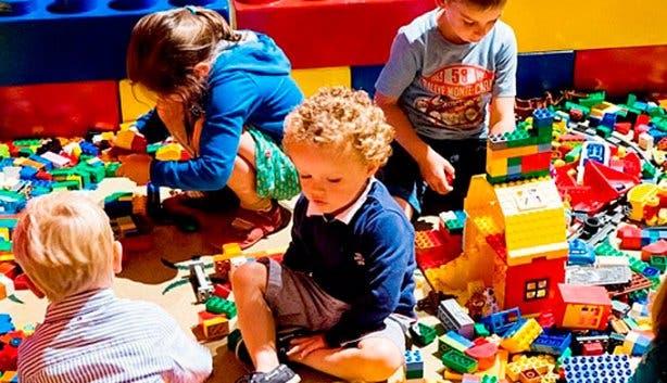Art of the Brick Lego Exhibition Cape Town Everlasting