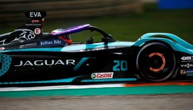 Formula E World Championship Jaguar