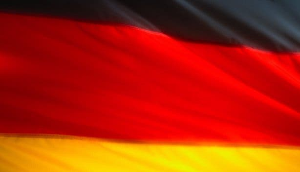 Flag of the Germany 1