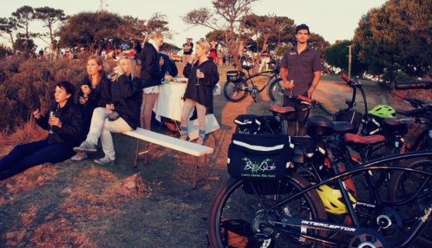 ByeCycle Electric bicycle tours in Cape Town