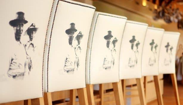Pierneef a La Motte Restaurant Chairs