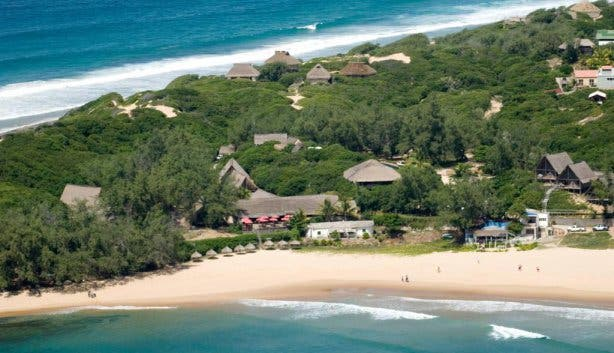 Tofo Strand Mosambik