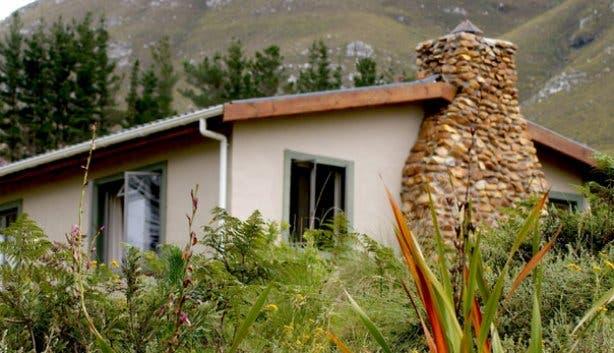 Hermanuspietersfontein farm cottage