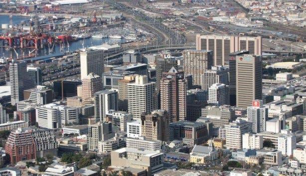 CBD Cape Town
