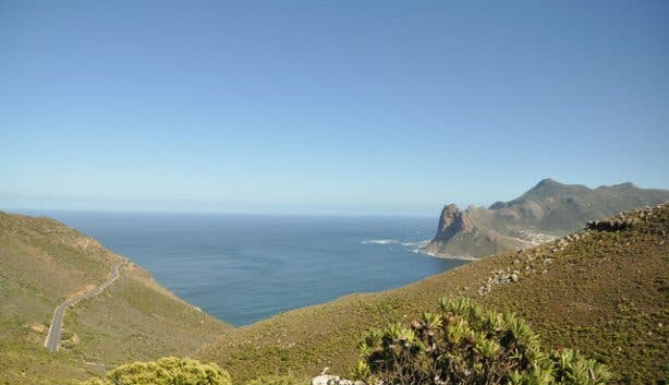 Chapman's Peak Hike | Cape Town Hikes