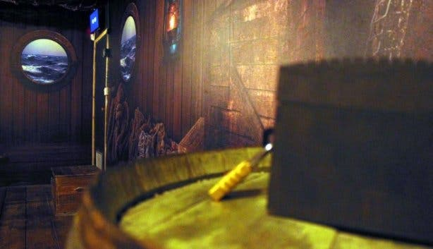 HintHunt Cursed Treasure Escape Room