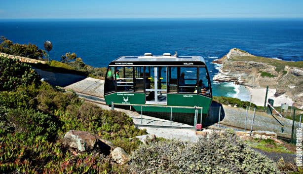 Cape Point Flying Dutchman Funicular