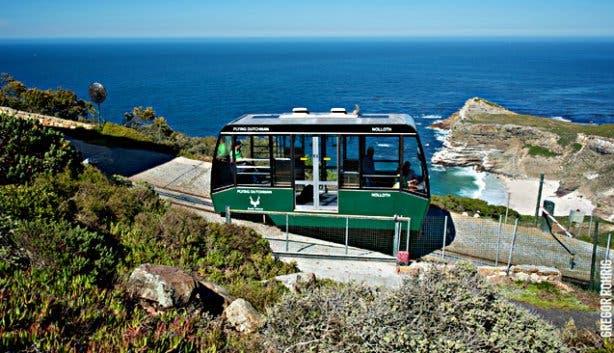 Cape Point Flying Dutchman Funicular