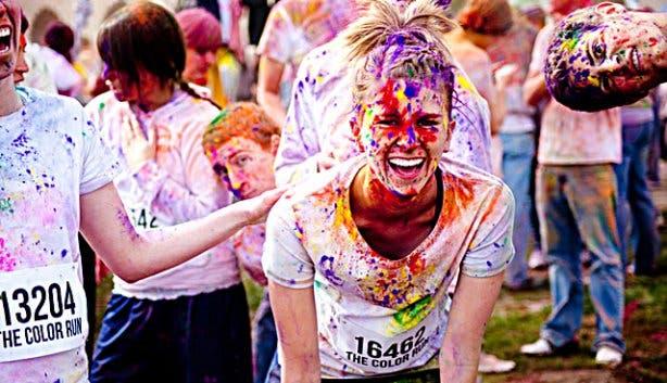 The Color Run Cape Town 4