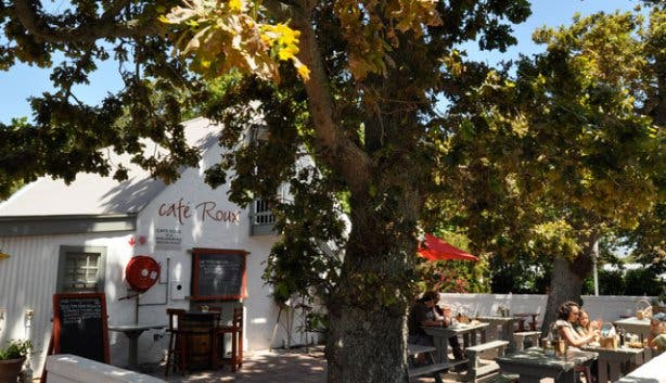 Noordhoek Cafe Roux 1