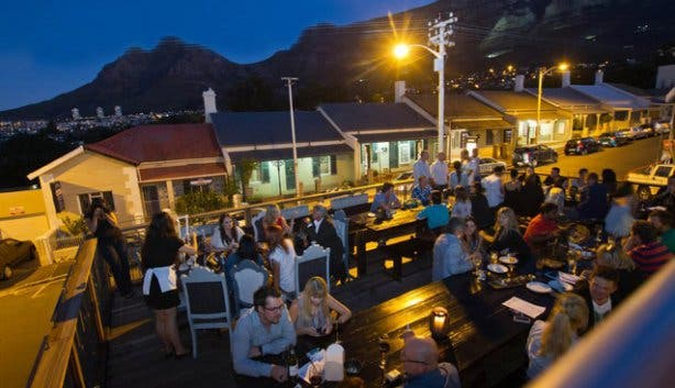 Jackal & Hide Sundowners Spot Cape Town