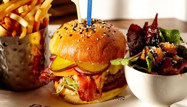 B&L Burger 2