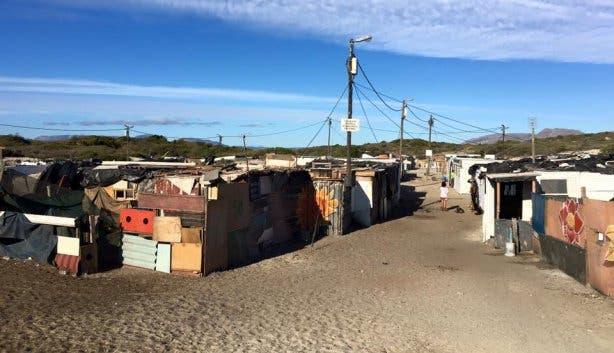 7de laan township Cape Town