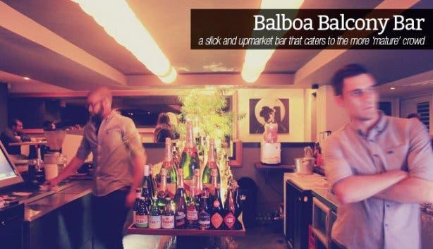 Discover Stellenbosch Balboa Balcony Bar