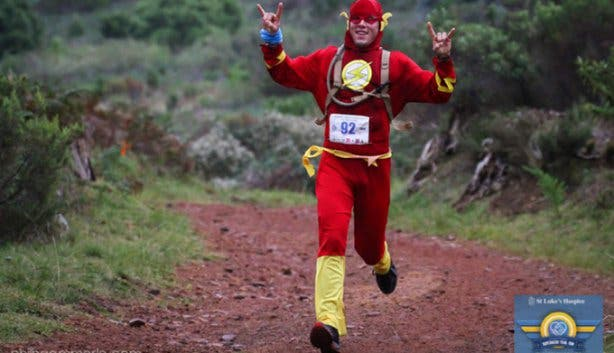 St Luke's Hospice Superhero Trail Run 4
