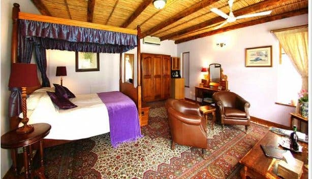 Hideaway four-star accommodation in Swellendam