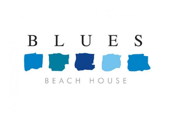 Blues Restaurant Beach House logo