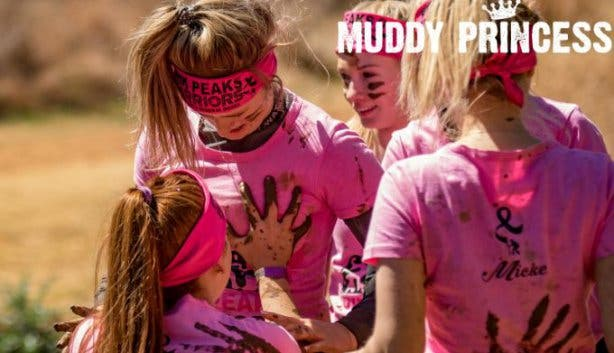 December events muddy princess