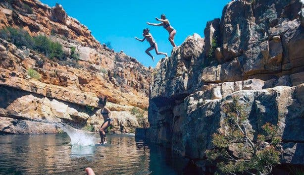 Maalgat Pools Cederberg