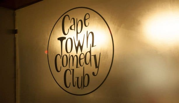 cape town comedy club logo