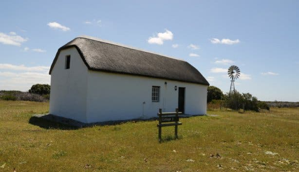 Rhenosterkop Cottages at Agulhas National Park