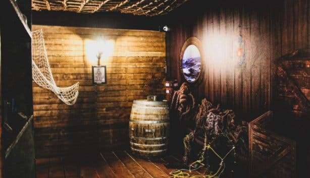 Escape room things to do with friends Cape Town