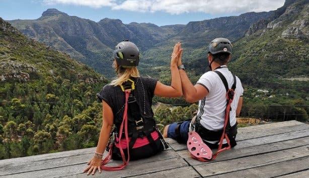 SA Forest Adventures_Cape Town Zipline
