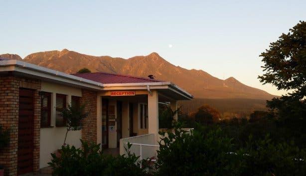 George Garden route Zuid-Afrika