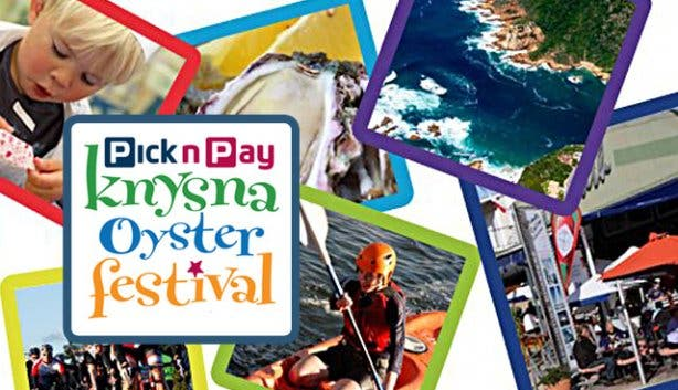 Knysna Oyster Festival events