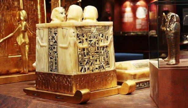 Tutankhamun - His Tomb and His Treasures 4