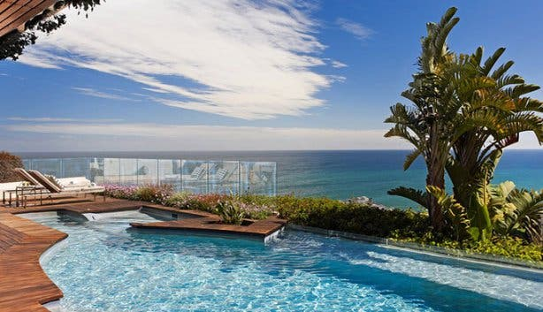 Ellerman House View