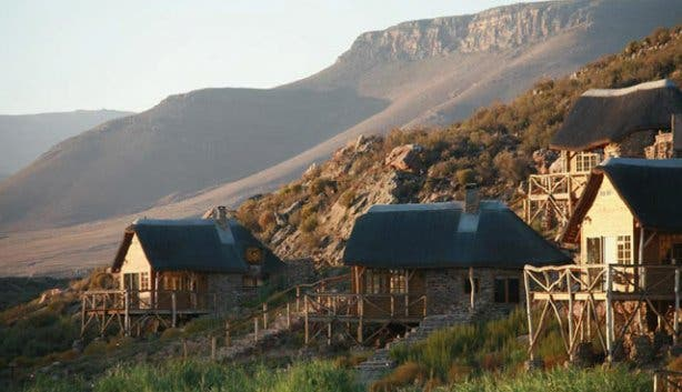 Chalet Aquila Game Reserve