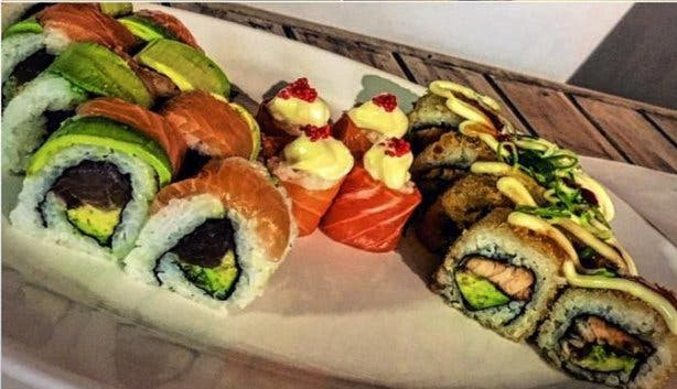 Active Sushi