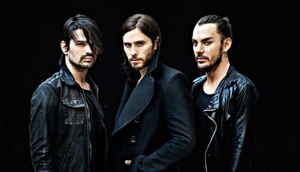 30 Seconds to Mars Cape Town Concerts South Africa