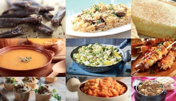 Zuid-Afrikaanse gerechten