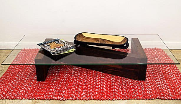 Designer Coffee Table from Eco Furniture Cyberstore