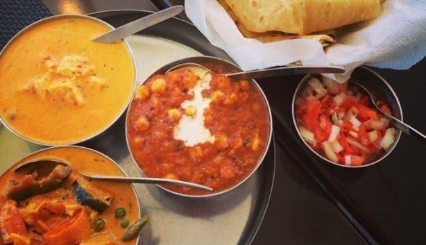 Maharajah curry 2017