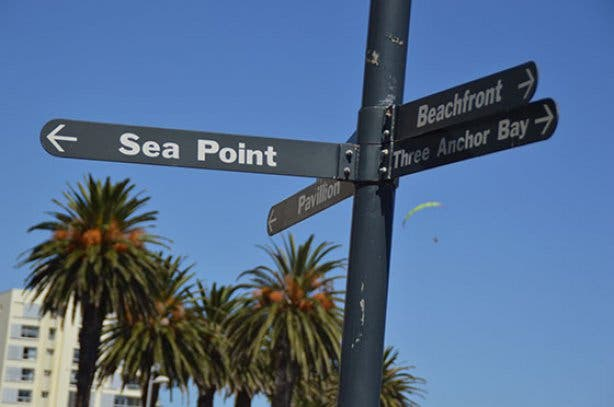 sea point bord